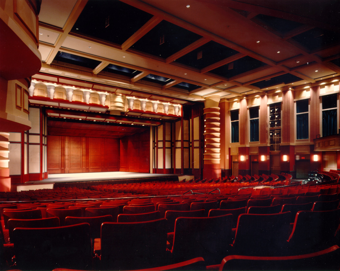 Jackie Gleason Theater Of The Performing Arts